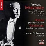 Brahms: Symphony No.4; Tchaikovsky: Symphony No.5