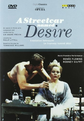 Previn: A Streetcar Named Desire [DVD] [2001]
