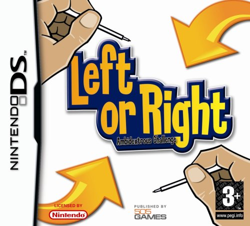 Left or Right: Ambidextrous Challenge  (Nintendo DS)