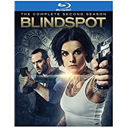 Blindspot: The Complete Second Season [Blu-ray]