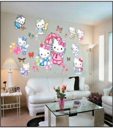 children-wall-stickers-hello-kitty-girls-bedroom-decoration-art-decal