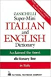 Zanichelli Super-Mini Italian and Eng...