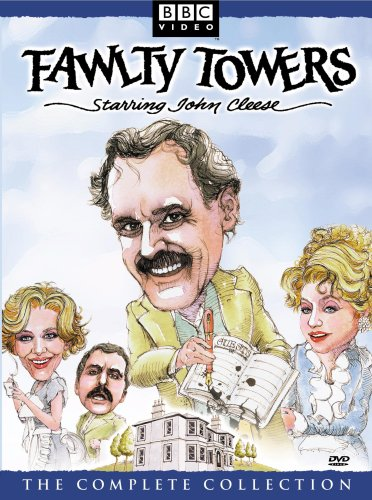 Fawlty Towers – The Complete Collection [1975]