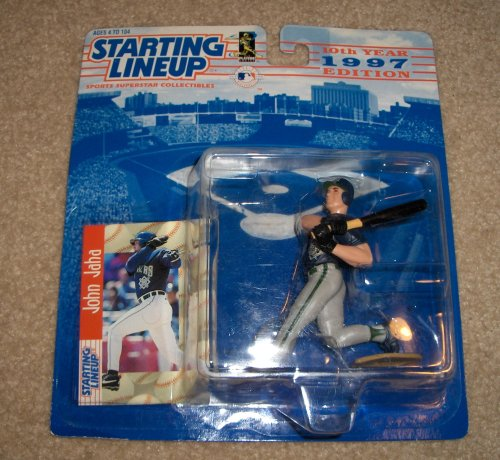 1997 John Jaha MLB Starting Lineup