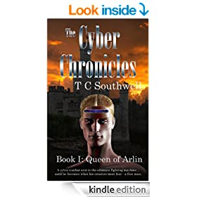 Queen of Arlin (The Cyber Chronicles Book 1)