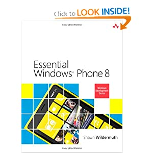 Windows Phone 8 Cover