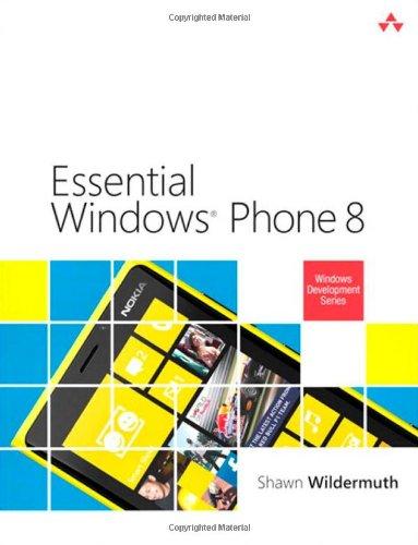 Essential Windows Phone 8 (2nd Edition) (Microsoft