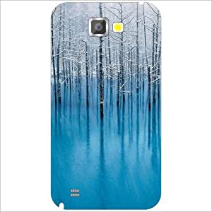 Printland Designer Back Cover for Samsung Galaxy Note 2 Case Cover