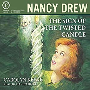 The Sign of The Twisted Candle Audiobook