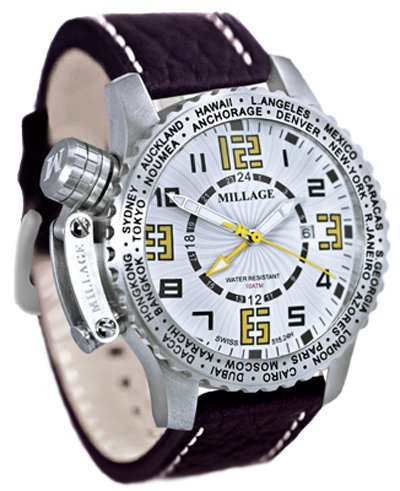 Millage Moscow Collection - W-Y-BR-LB