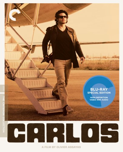 Cover art for  Carlos (The Criterion Collection) [Blu-ray]