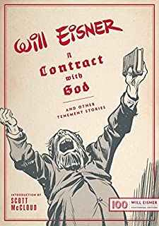 Book Cover: A Contract with God: And Other Tenement Stories