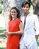 REMINGTON STEELE 11X14 COLOR PHOTO ENLARGEMENT