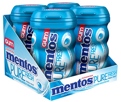 mentos-gum-big-bottle-curvy-pure-fresh-mint-50-count-pack-of-4