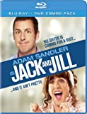 Cover art for  Jack and Jill (Two-Disc Blu-ray/DVD Combo + UltraViolet Digital Copy)