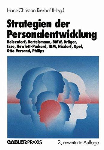 strategien-der-personalentwicklung-beiersdorf-bertelsmann-bmw-drager-esso-hewlett-packard-ibm-nixdor