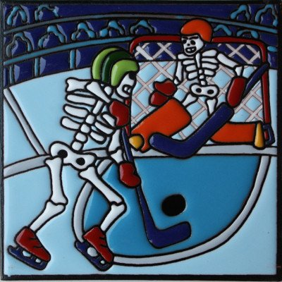 6x6-hockey-on-ice-day-of-the-dead-clay-tile