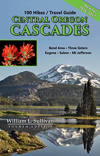 100 Hikes / Travel Guide: Central Oregon Cascades (Hiking Central Cascades compare prices)