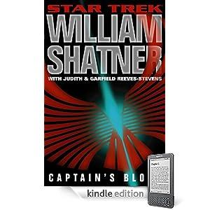 Captain's Blood - William Shatner,Garfield Reeves-Stevens ,Judith Reeves-Stevens