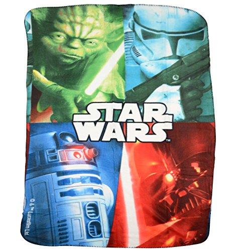 Star Wars - Coperta di pile