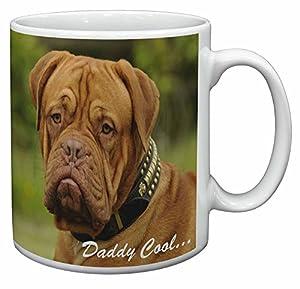 Dogue De Bordeaux 'Daddy Cool' Coffee Mug Birthday Gift Idea
