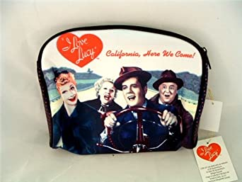 Lucy California Cosmetic Bag
