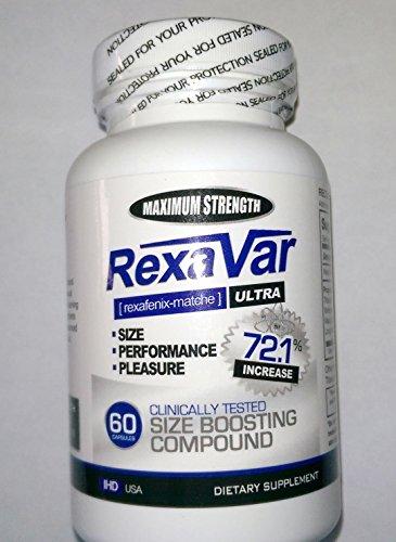 RexaVar Male Enhancer Supplement