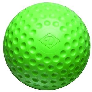 Buy Diamond 12-Inch Lightweight Foam Dimpled Practice Softball, Dozen by Diamond Sports