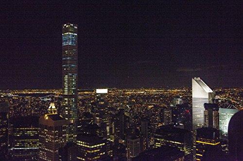 new-york-city-wall-art-skyscrapers-on-manhattan-skyline-giclee-print-by-deborah-julian-8-1-2-x-11-in