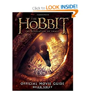 The Hobbit: The Desolation of Smaug Official Movie Guide by Brian Sibley