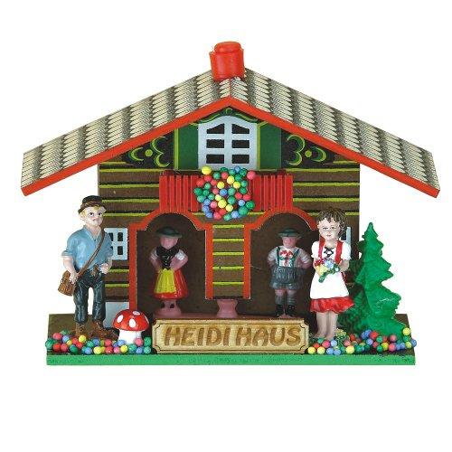 Heidi's Swiss Chalet Weather House