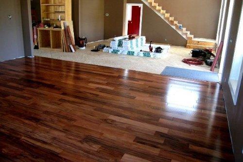 Patagonian Rosewood Solid Prefinished Hardwood Floor Wood Flooring