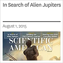 In Search of Alien Jupiters Other by Lee Billings Narrated by Mark Moran