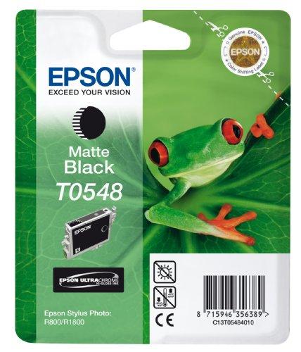 Encre originale pour EPSON Stylus photo R800, noir pâle