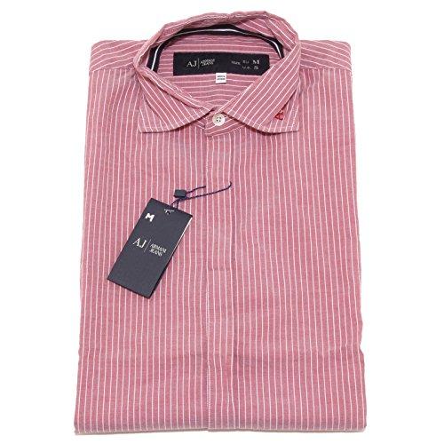 2311P camicia manica lunga ARMANI JEANS camicia uomo shirt men [M]
