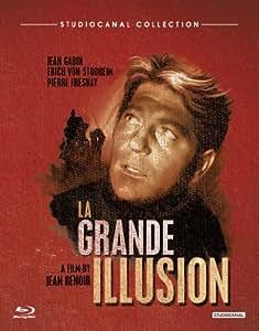 La Grande Illusion 75th Anniversary (Studio Canal Collection)  [1937] [Blu-ray]