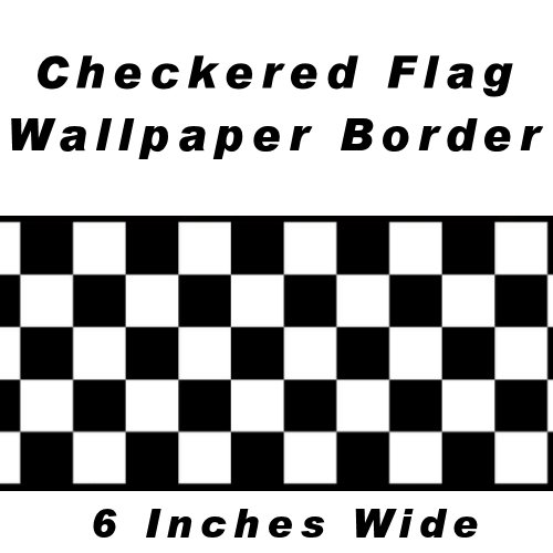 wallpaper borders black. Nascar Wallpaper Border-6