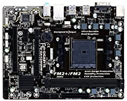 MOTHERBOARD GIGABYTE A68HM-S1 FOR AMD A4/A6/A8 PROCESSORS