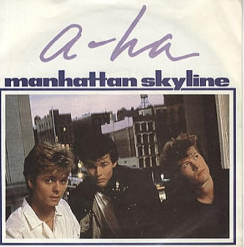 Manhattan Skyline - 12 inch vinyl