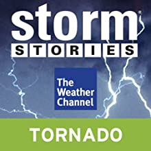 Storm Stories: Black Tie - Black Night (       UNABRIDGED) by The Weather Channel Narrated by Jim Cantore