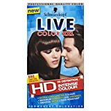 Schwarzkopf Live XXL Colour Unlimited Gloss, Tempting Chocolate Number 880 - Pack of 3