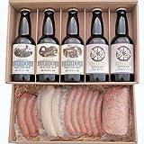 八ケ岳地ビール4種&バラエティソーセージ セット