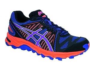 Asics Fujitrabuco 2 - Femme - Gel violet/noir (Taille: 41,5) Chaussures running homme