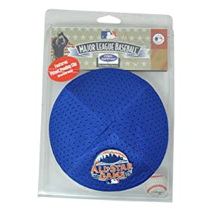 NBA All Star Game Clip Pro Kippah Kipa Yamaka Jersey Mesh Licensed Yarmulke Blue by Emblem Source