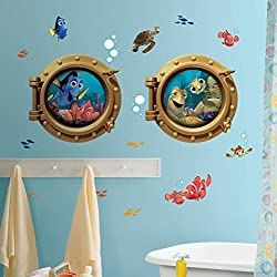 Finding Nemo Giant Wall Decals 18 x40