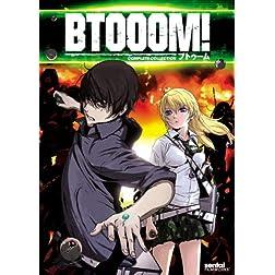 Btooom Complete Collection