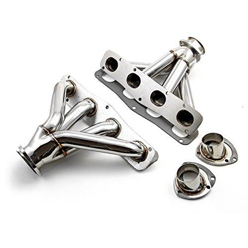 """Hedman Exhaust Header Reducer 21118; 3/"""" 3/"""" Bolt-on Mild Steel Natural"""