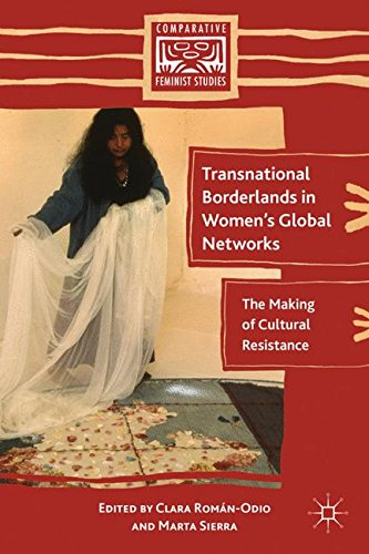 Transnational Borderlands in Women's Global Networks: The Making of Cultural Resistance (Comparative Feminist Studies)