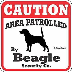 "Area Patrolled By Beagle Security Company"" : Patio, Lawn & Garden"