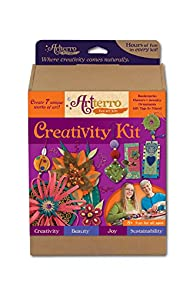 Artterro Creativity USA-made Eco Art Kit